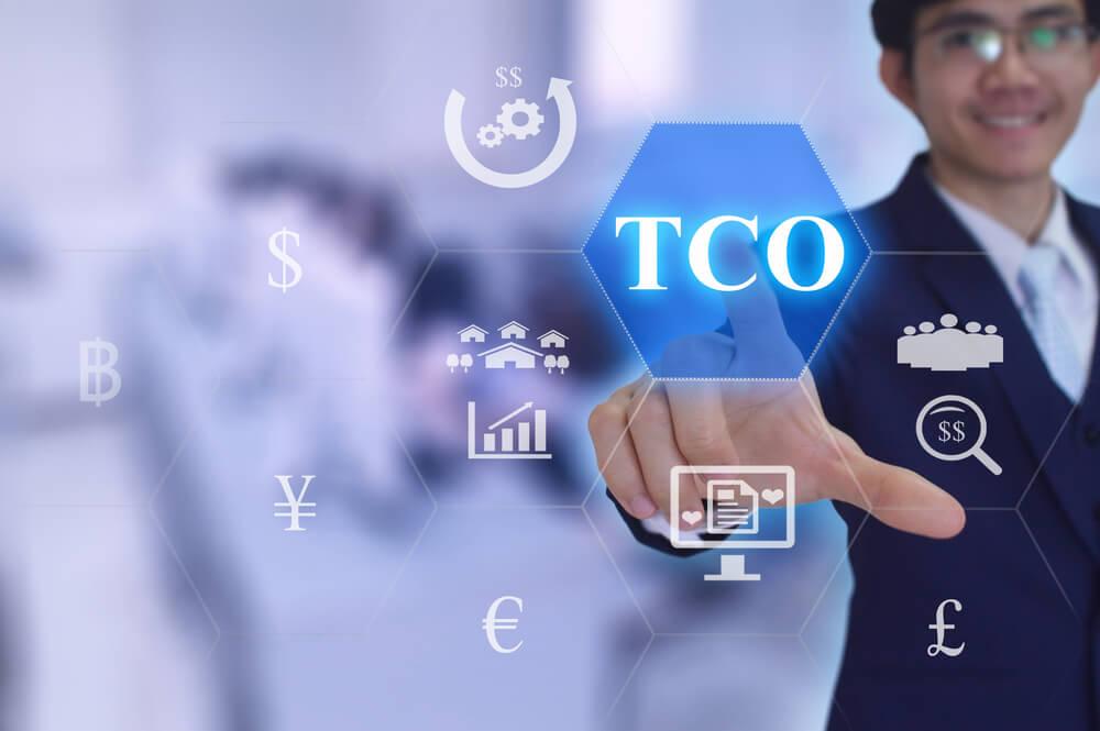 TCO - mercado com a Qlik